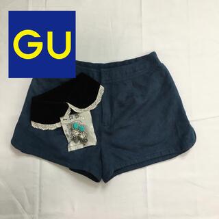 ムルーア(MURUA)のGU ジーユー ショートパンツ イヤリング MURUA ムルーア 3点セット(ショートパンツ)
