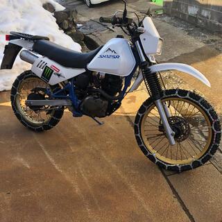 スズキ - 125cc オフロードバイク スズキ sx125r 200cc換装 カスタム