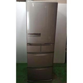 日立 2012年製 415L 5ドア冷蔵庫 2102261113
