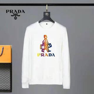 PRADA - PRADA【新型丸首セーター流行】