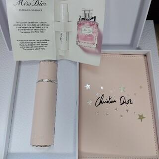 Dior - ディオール ミスディオール トラベルスプレー 香水 パスポートケース