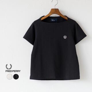 フレッドペリー(FRED PERRY)のFRED PERRY フレッドペリー ラグラン スリーブ Tシャツ F5345(Tシャツ(半袖/袖なし))