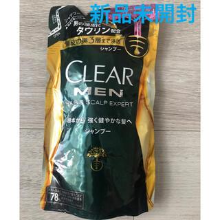 ユニリーバ(Unilever)のクリア フォーメン シャンプー つめかえ用(280g)/ 新品未開封(シャンプー)