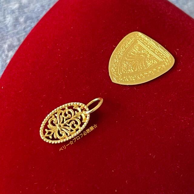agete(アガット)の【美品】agate CLASSIC K18 ダイヤ付き チャーム レディースのアクセサリー(チャーム)の商品写真