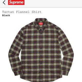 Supreme - Supreme Tartan Flannel Shirt フランネルシャツ