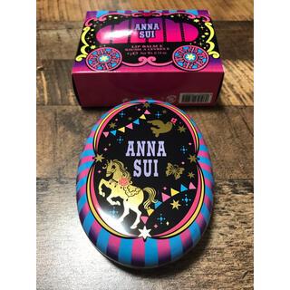 アナスイ(ANNA SUI)の【限定品】ANNA SUI★アナスイ リップバーム E 卵型缶付き(リップグロス)