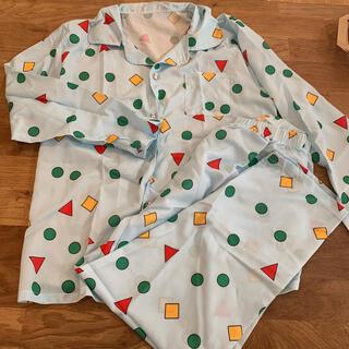 クレヨンしんちゃん柄 パジャマ 薄手 韓国