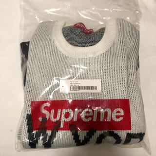 Supreme - 本日限定 Supreme New York Sweater M