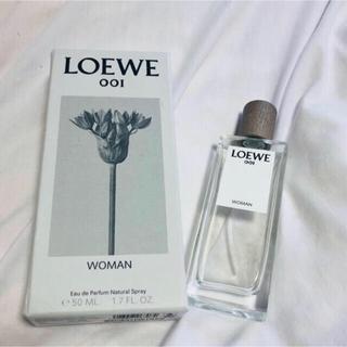 ロエベ(LOEWE)のロエベ  LOEWE オードパルファム 空瓶&空き箱(ユニセックス)