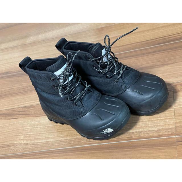 THE NORTH FACE(ザノースフェイス)のTHE NORTHFAITH 19cmブーツ キッズ/ベビー/マタニティのキッズ靴/シューズ(15cm~)(ブーツ)の商品写真