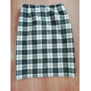コムサイズム(COMME CA ISM)のコムサ タイトスカート(ひざ丈スカート)