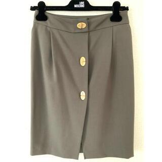 モスキーノ(MOSCHINO)のLOVE MOSCHINO スカート(ひざ丈スカート)