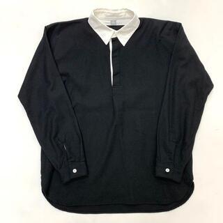 スティーブンアラン(steven alan)の美品 221VILLAGE カシミヤ混 ウール ラガーシャツ 2(シャツ)