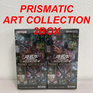 遊戯王 - 遊戯王 PRISMATIC ART COLLECTION 2BOX シュリンク付