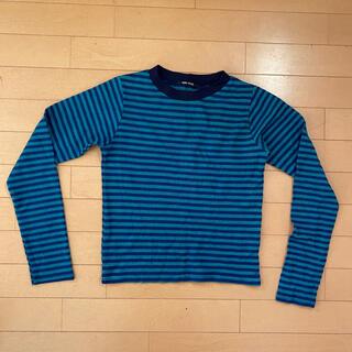 ワンウェイ(one*way)のoneway ボーダー ロンT(Tシャツ(長袖/七分))
