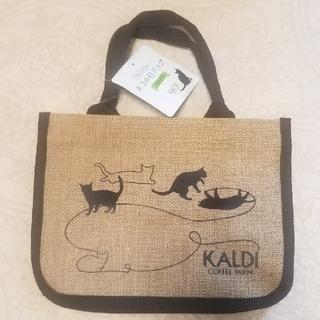 KALDI - ネコの日バッグ バッグのみ