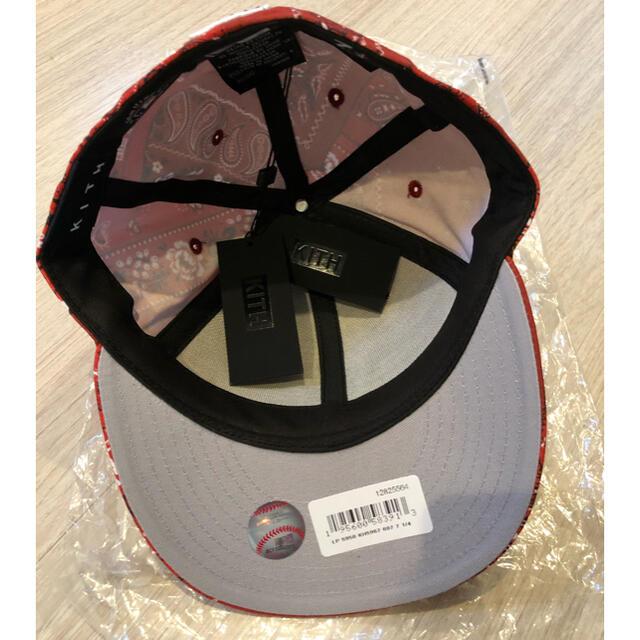 Supreme(シュプリーム)のKITH new era キャップ メンズの帽子(キャップ)の商品写真