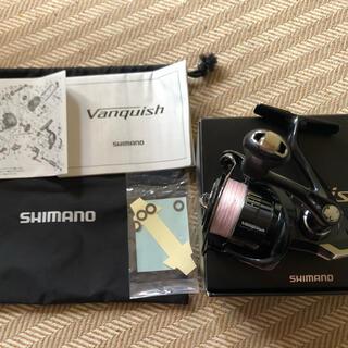 SHIMANO - 19 ヴァンキッシュ c2500SHG