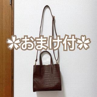 ワンウェイ(one*way)の⿴One Way ワン ウェイ ガマグチ縦型BAG(ショルダーバッグ)