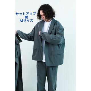 1LDK SELECT - Mサイズ DAIWA PIER39 セットアップ BLACK 黒