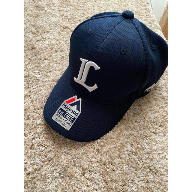西武ライオンズ キャップ 帽子 レプリカ スポーツ/アウトドアの野球(応援グッズ)の商品写真