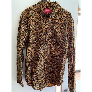 Supreme - Supreme  Leopard Shirt 13ss