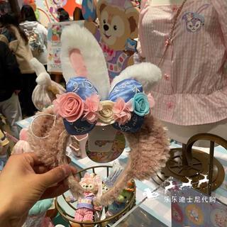 シェリーメイ - 上海ディズニーランド 2021春日イースター シェリーメイ カチューシャ うさ耳