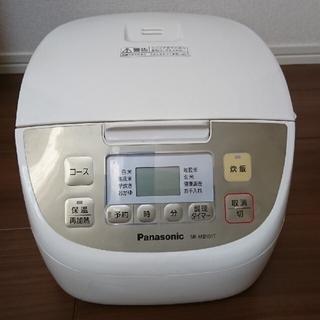 Panasonic - 炊飯器 Panasonic SR-MB101T