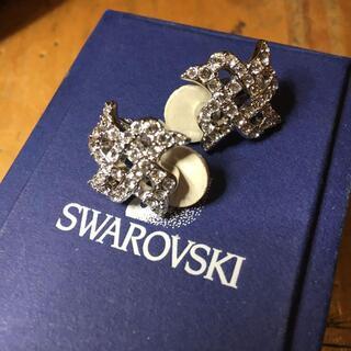 SWAROVSKI - 送料込み スワロフスキー イヤリング