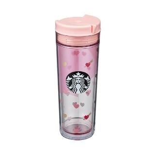 Starbucks Coffee - 韓国スタバ★ バレンタイン アイコニックタンブラー473ml