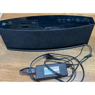 SONY - Sony スピーカー RDP-NWG400B Walkman