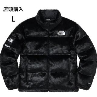 Supreme - Supreme The North Face Faux Fur Nuptse L