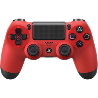 PlayStation4 - SONY PS4 Dualshock 4 レッド
