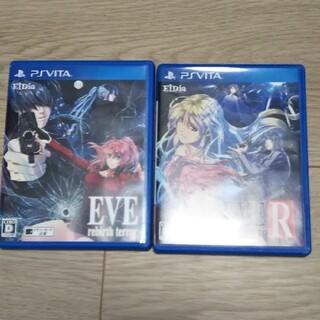 EVE burst error(イヴ バースト エラー) R Vita(携帯用ゲームソフト)