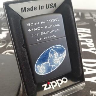 ジッポー(ZIPPO)のzippoジッポ未使用新品ウインディ(タバコグッズ)