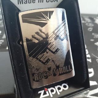 ジッポー(ZIPPO)のzippoジッポ未使用新品ロックンロール(タバコグッズ)