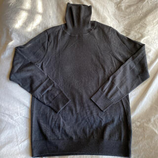 ムジルシリョウヒン(MUJI (無印良品))の無印 タートルネック ニット セーター(ニット/セーター)