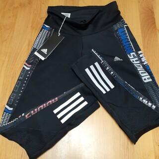 adidas - adidas ランニング タイツ レディース Mサイズ