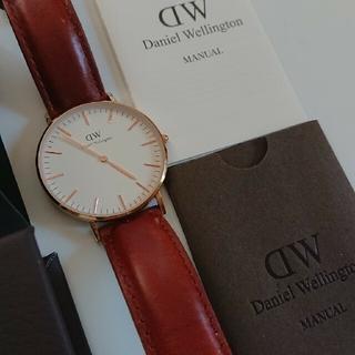 ダニエルウェリントン(Daniel Wellington)のDaniel Wellington 腕時計  定価:22000円(腕時計)