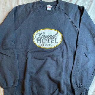 ART VINTAGE - XL80s GrandHOTEL THE MUSICAL sweat shirt