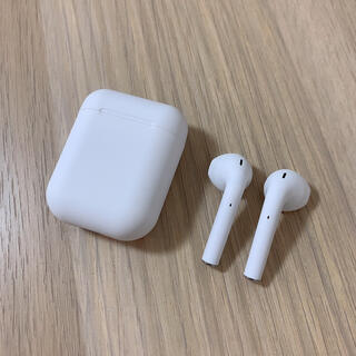 iPhone - Bluetooth イヤホン ワイヤレス AirPods マカロン
