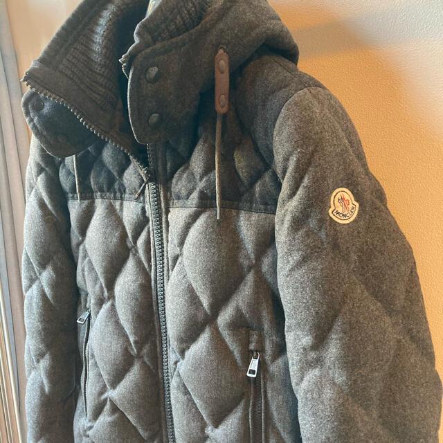 MONCLER(モンクレール)のモンクレール ラパスティド サイズ0 メンズのジャケット/アウター(ダウンジャケット)の商品写真