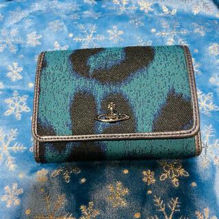 Vivienne Westwood - レオパード折り財布