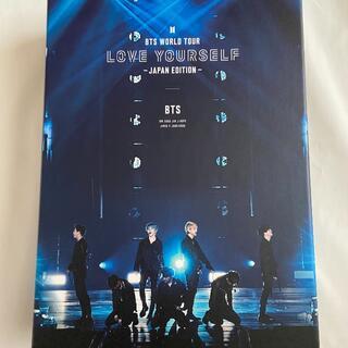 防弾少年団(BTS) - 初回限定Blu-ray BTS WORLD TOUR LOVE YOURSELF