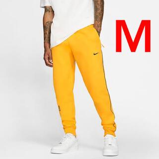 ナイキ(NIKE)のDrake Nike NOCTA ナイキ フリースパンツ ゴールド USサイズM(その他)