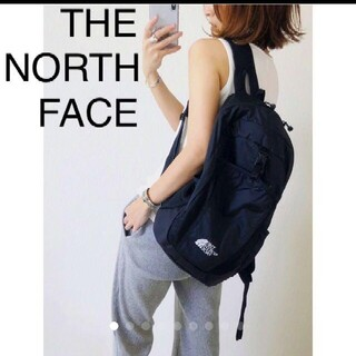 THE NORTH FACE - 新品未使用☆ノースフェイスフライウェイトリ-コンリュック