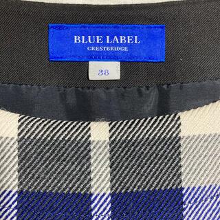 バーバリーブルーレーベル(BURBERRY BLUE LABEL)のBLUE LABEL ワンピース(ひざ丈ワンピース)
