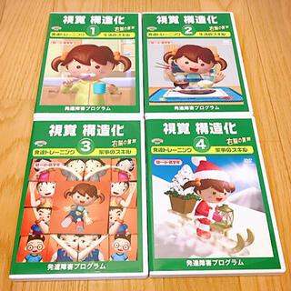 星みつる式 発達トレーニング フラッシュカード 療育 DVD 言語訓練 七田式