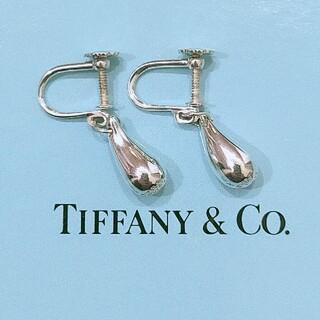 ティファニー(Tiffany & Co.)のティファニー ティアドロップイヤリング(イヤリング)