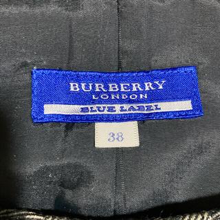 バーバリーブルーレーベル(BURBERRY BLUE LABEL)のBURBERR BLUE LABEL ワンピース(ミニワンピース)